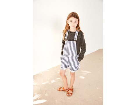 Polder Girl Bever CR Overall STRIPED