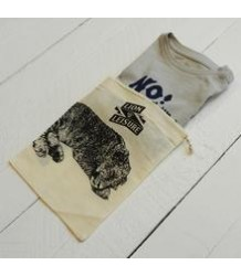 Lion of Leisure Baby T-shirt HIPPO Lion of Leisure Baby T-shirt HIPPO highrise grey