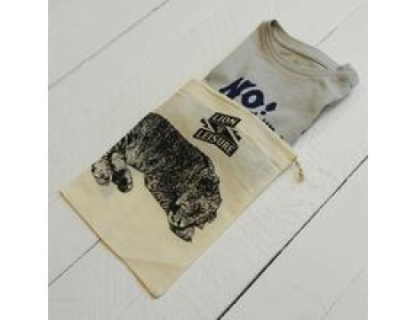 Lion of Leisure Baby T-shirt HIPPO