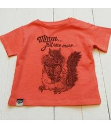 Lion of Leisure Baby T-shirt CHIPMUNK Lion of Leisure Baby T-shirt CHIPMUNK