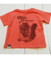 Lion of Leisure Baby T-shirt CHIPMUNK Lion of Leisure Baby T-shirt CHIPMUNK