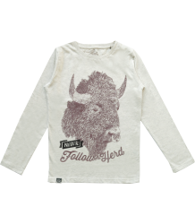 Lion of Leisure T-shirt LS BUFFALO Lion of Leisure T-shirt LS BUFFALO