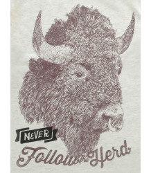 Lion of Leisure T-shirt LS BUFFALO Lion of Leisure T-shirt LS BUFFALO