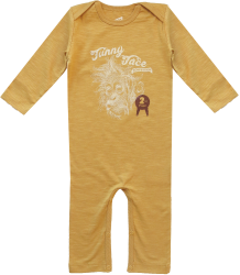 Lion of Leisure Baby One-Piece Suit CHIMP Lion of Leisure Baby One-Piece Suit CHIMP