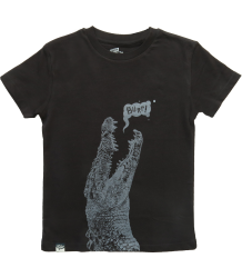 Lion of Leisure T-shirt CROC Lion of Leisure T-shirt CROC black