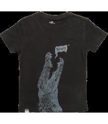 Lion of Leisure T-shirt CROC Lion of Leisure T-shirt CROC black