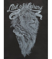 Lion of Leisure T-shirt LOGO LION Lion of Leisure T-shirt LOGO LION