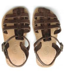 Mathis Sandales Theluto Mathis Sandales Antik brown
