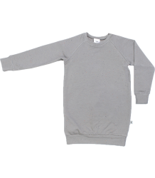 Nola - Long Fit Kid Sweater Icecream Bandits Nola - Long Fit Kid Sweater grey