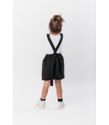 Icecream Bandits Jade - Overall Dress Icecream Bandits Jade - Overall Dress black