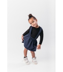 Icecream Bandits Jade - Overall Dress Icecream Bandits Jade - Overall Dress navy