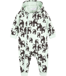 Mini Rodini PANTHER Onesie Mini Rodini PANTHER Onesie