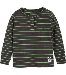 Mini Rodini Stripe Rib Grandpa Mini Rodini Stripe Rib Grandpa