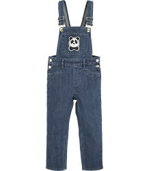 Mini Rodini Denim Dungarees Mini Rodini Denim Dungarees