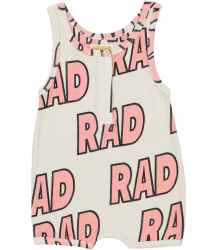Hugo Loves Tiki Terry Short Leg Playsuit RAD Hugo Loves Tiki Terry Short Leg Playsuit RAD