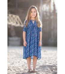 Gibraltar Dress FLOWERS Simple Kids Gibraltar Dress FLOWERS