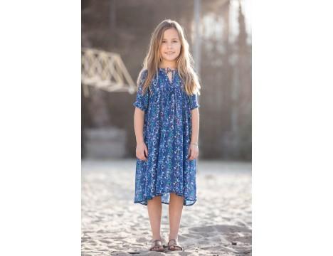 Simple Kids Gibraltar Dress FLOWERS