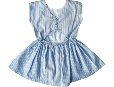 Simple Kids Slovenia Dress NORWAY STRIPES