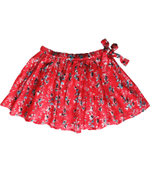 Loui Suri Skirt Simple Kids Loui Suri Skirt red