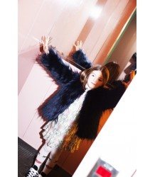 Fake Fur Jacket IGLO   INDI Fake Fur Jacket