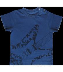 Zadig & Voltaire Kids Short Sleeve Baby T-shirt GITAR Zadig & Voltaire Kid Short Sleeve Baby T-shirt GITAR