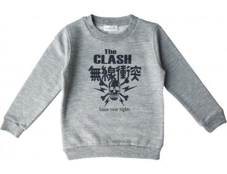 Simple Kids CLASH Sweatshirt