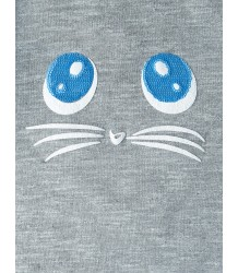 MIAUW Sweatshirt Simple Kids MIAUW Sweatshirt grey melange