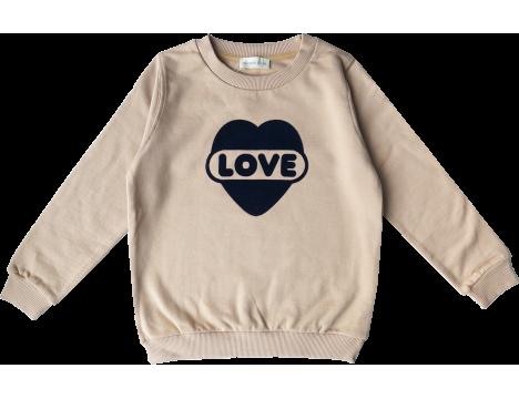 Simple Kids LOVE Sweatshirt