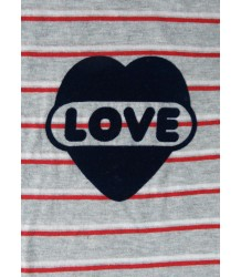 LOVE Tee Stripes Simple Kids LOVE Tee Stripes