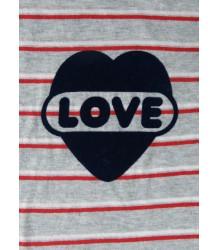 Simple Kids LOVE Tee Stripes Simple Kids LOVE Tee Stripes