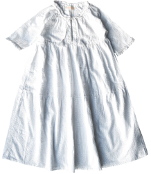Simple Kids Gibraltar Dress LACE Simple Kids Gibraltar Dress LACE white