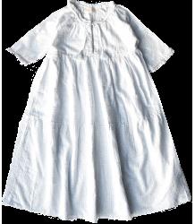Simple Kids Gibraltar Dress LACE Simple Kids Gibraltar Dress LACE white