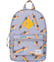 Herschel Heritage Backpack Kids Herschel Heritage Kids grey taxi