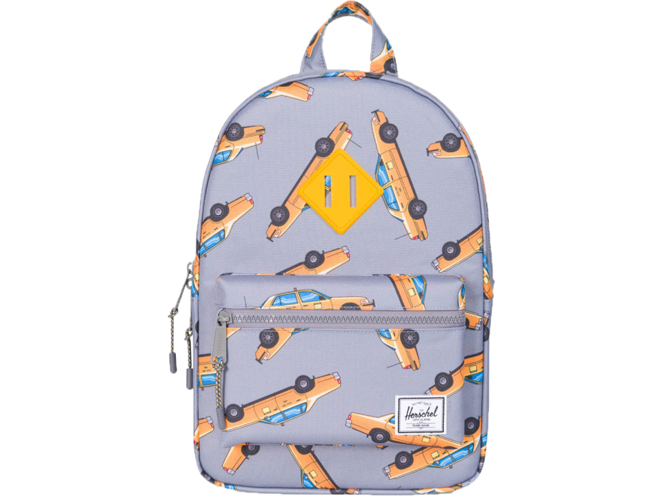 5f44323c951 Herschel Heritage Backpack Kid - Orange Mayonnaise