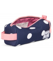 Herschel Settlement Case Herschel Settlement Case peacoat polka dot