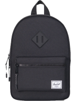 Herschel Heritage Backpack Kid Herschel Heritage Kid black black rubber