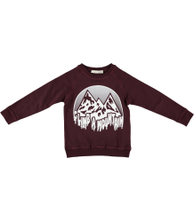 Stella McCartney Kids Billy Jumper CLIMB A MOUNTAIN Stella McCartney Kids Billy Jumper CLIMB A MOUNTAIN