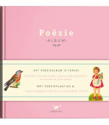 Poëzie Album (NL) lma van Vliet Po?zie Album