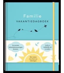 Elma van Vliet Het Familievakantiedagboek (NL) Elma van Vliet Het Familievakantiedagboek