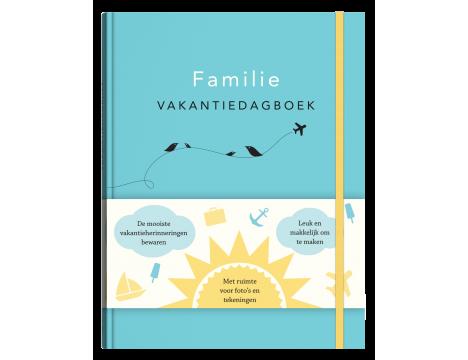 Elma van Vliet Het Familievakantiedagboek