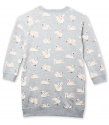 Stella McCartney Kids Leona Sweat Dress SWANS Stella McCartney Kids Leona Sweat Dress SWANS