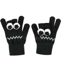 Stella McCartney Kids Ace HALLOWEEN Gloves Stella McCartney Kids Ace HALLOWEEN Gloves