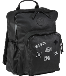 Nununu Hooded Backpack Nununu Tire Backpack large