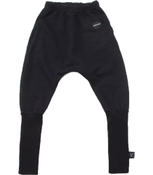 Nununu Donkey Pants DYED BLACK Nununu Donkey Pants DYED BLACK