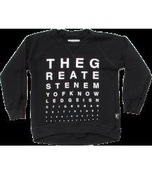 Nununu Pullover Sweatshirt VISION TEST Nununu Pullover Sweatshirt VISION TEST