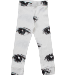 Nununu EYE Leggings Nununu EYE Leggings white