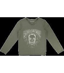 Zadig & Voltaire Kids T-shirt Boxer SKULL Zadig & Voltaire Kid T-shirt Boxer SKULL