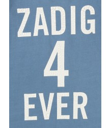 Zadig & Voltaire Kids T-shirt Boxer 4 EVER Zadig & Voltaire Kid T-shirt Boxer 4 EVER