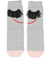 Stella McCartney Kids Trumpet Socks FACE Stella McCartney Kids Trumpet Socks FACE