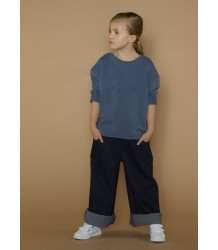 Little 10days Stretch Denim Culotte Little 10days Stretch Denim Culotte